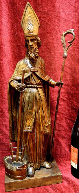 Saint Arnould Patron des Brasseurs - XIXeme