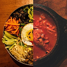 Soon Tofu & Bibimbap