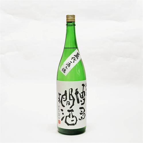 萬代 純米酒 博多燗酒 1.8L