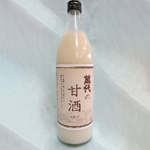 萬代 甘酒 900ml