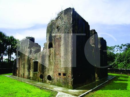 Guyana's Fort Zeelandia