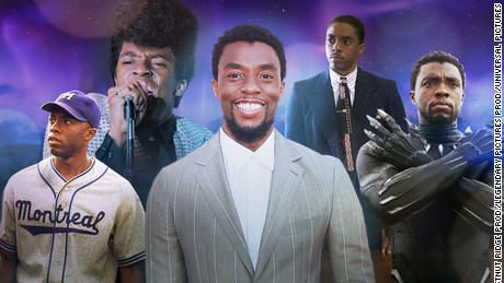 Chadwick Boseman: His Gift of Representation
