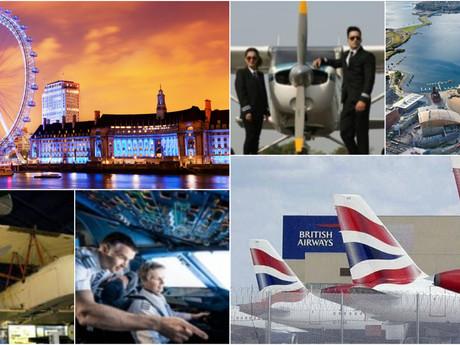 The British Aviation Experience