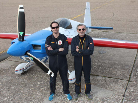 World's Top Stunt Pilots:  What Do They Think About Flying?