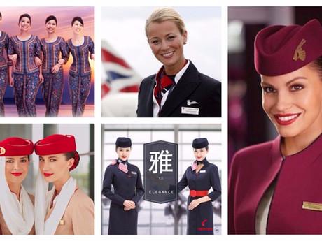 Flight Attendant Uniforms & Exceptional Cases