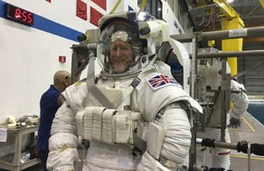 TIM PEAKE (Picture: GOV.UK)