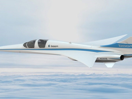 Supersonic Travel: The Race Has Begun Again