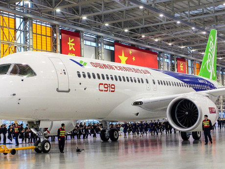 "C919 - ""Made in China"" Faces Challenges"