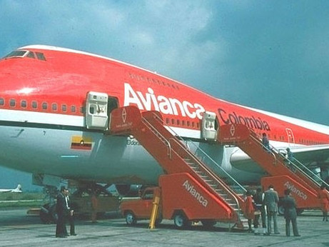 Legends of Aviation # 6: Avianca