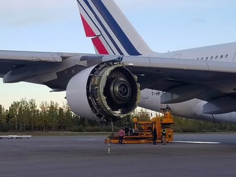 Big Incidents and the Decline of the Airbus-380