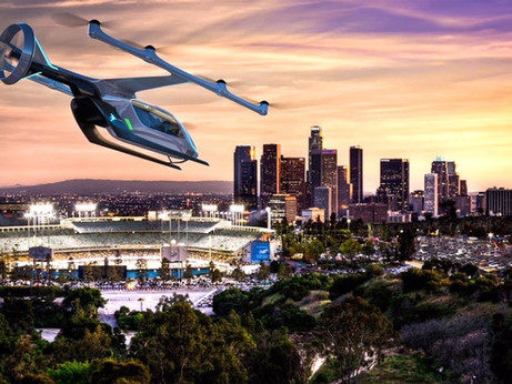 Urban Air Transportation and the future of VTOL aircraft