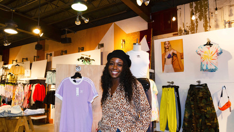 Chrissy, Urban Outfitters, Providence