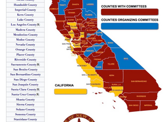37 Counties as of March 17th