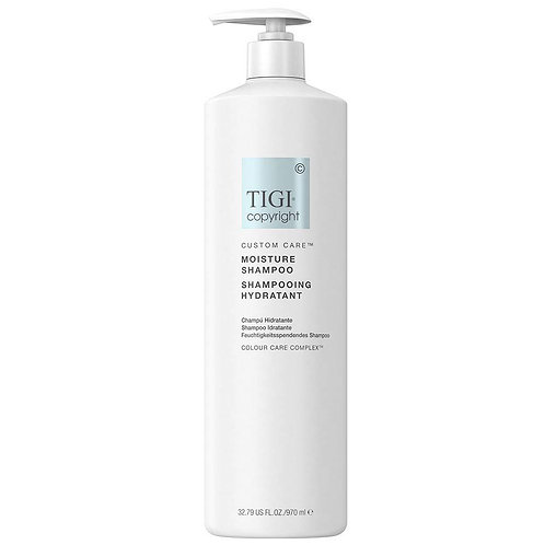 TIGI Copyright Care Moisture Shampoo 32.79 oz