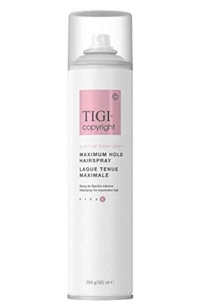 TIGI Copyright Care Maximum Hold Hairspray