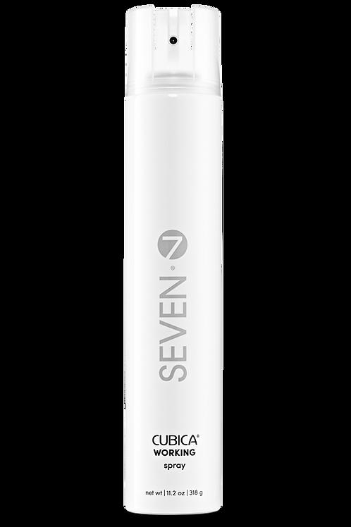 Seven Cubica Working Hairspray