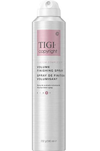 TIGI Copyright Care Volume Finishing Spray