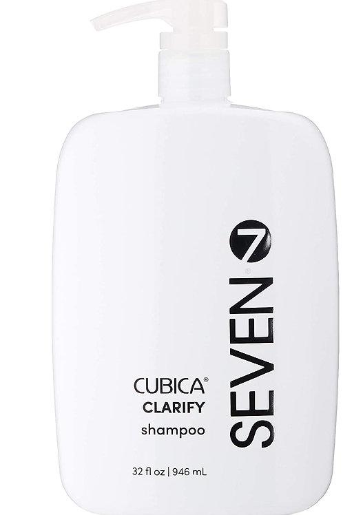 Seven Cubica Clarify Shampoo 32 oz