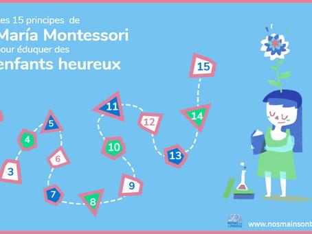 La bienveillance avec Maria Montessori