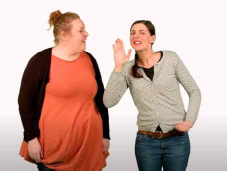 Votre premier cours en langue des signes française