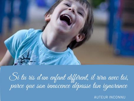 Les signes et l'autisme
