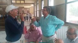Mr. Dinesh with CPRI Representative