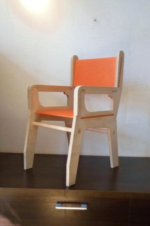 Židlička Orange