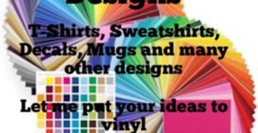 Vinyl Decal Colors