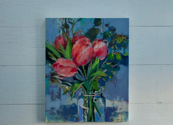 Tulips Should Kiss