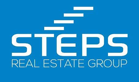STEPS logo - White on Blue Draft.jpg