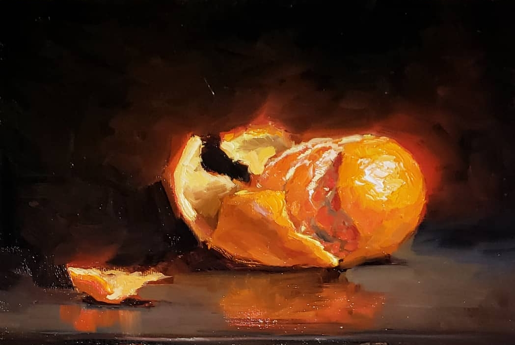 Orange Aura.