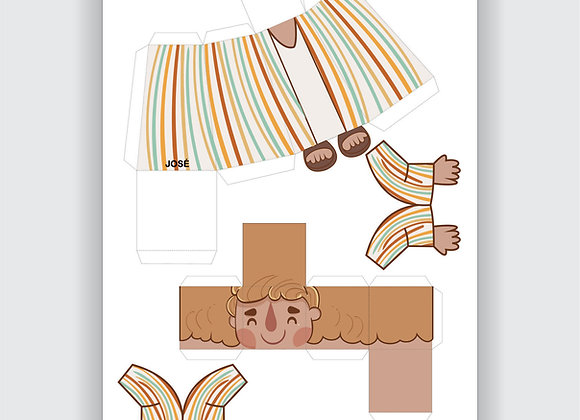 Paper Toys - Filhos de Jacó (E-BOOK)