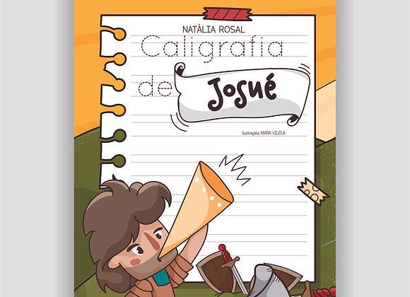 Caligrafia de Josué (E-BOOK)