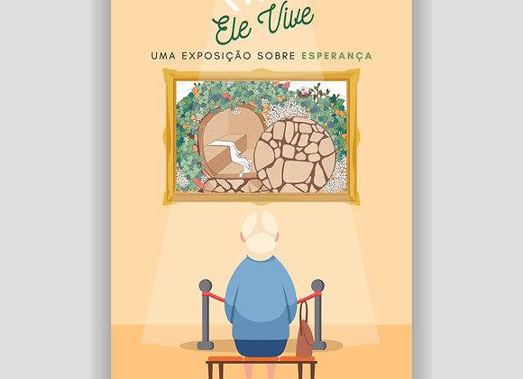 Ele vive - A exposição (E-BOOK)
