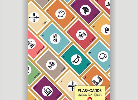 FLASHCARDS - Livros da Bíblia (E-BOOK)
