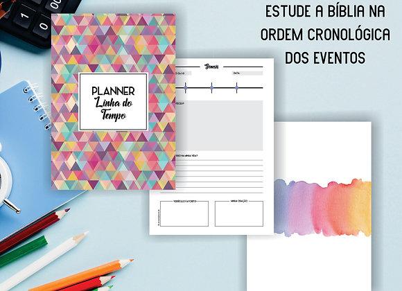 TEEN | Planner Bíblico Linha do Tempo (PDF)