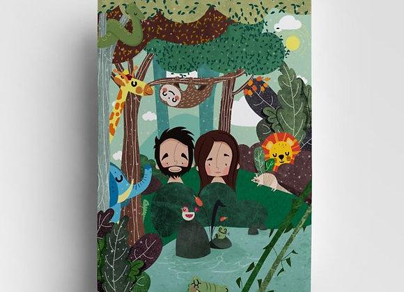 Devocional Adão e Eva (E-BOOK)