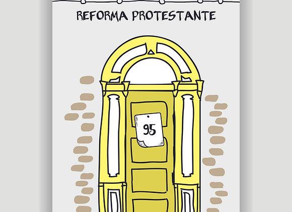 Reforma Protestante - Linha do Tempo (E-BOOK)