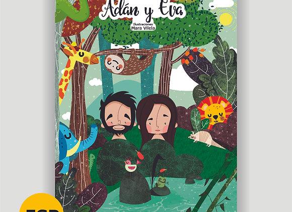 Estudio Bíblico Adán y Eva (E-BOOK)