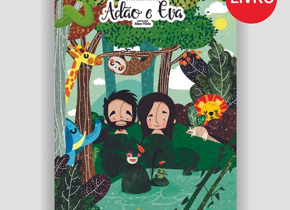 Devocional Adão e Eva (LIVRO)