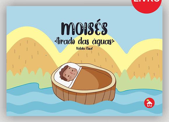 Moisés para bebês (LIVRO)