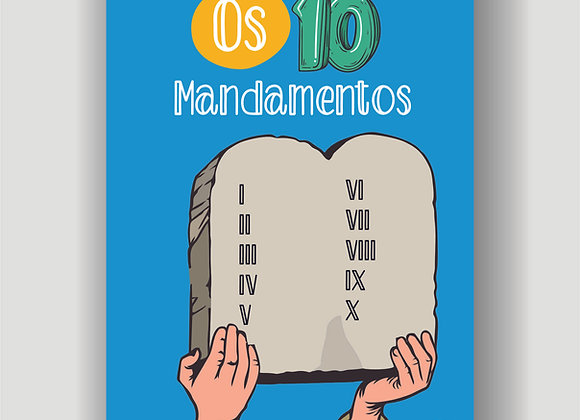Os 10 Mandamentos (E-BOOK)