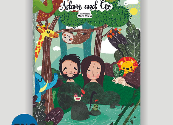 Devotional Adam and Eve (E-BOOK)