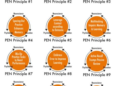 Higher Education Framework & PEN Principles