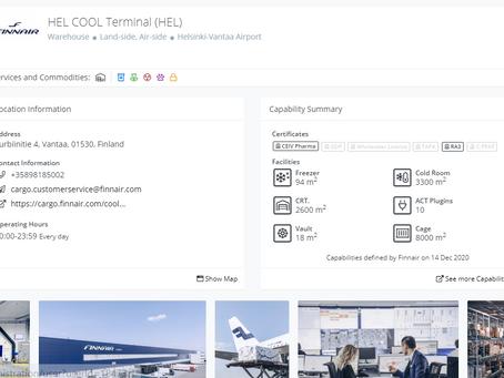 Finnair Cargo has partnered with Validaide