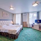 Один из номеров Парк-отеля Яхонты Тарусы
