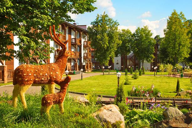 Парк-отель Яхонты Тарусы