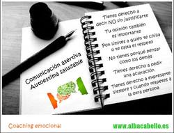 comunicación, asertividad