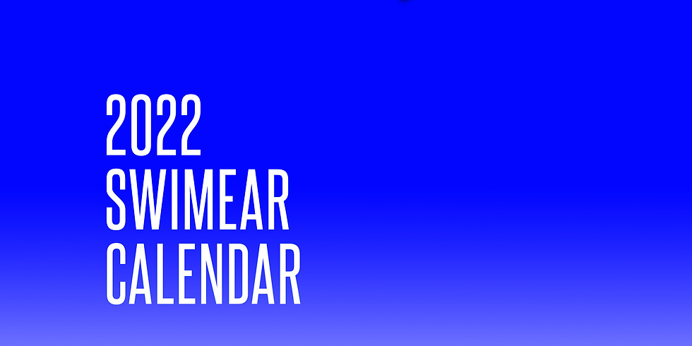 Calendar 2022- Swimwear