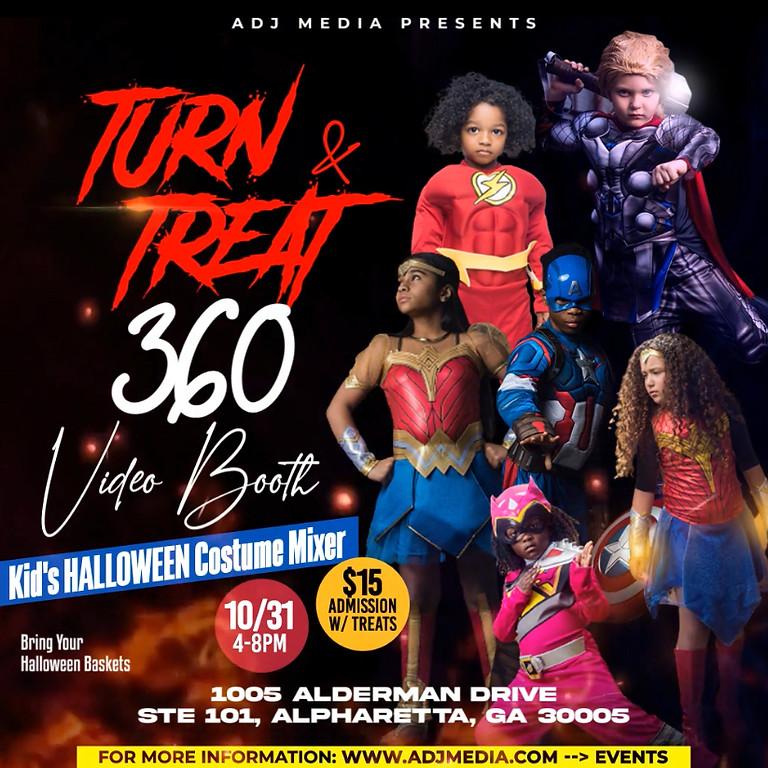 Turn & Treat 360 Kids Mixer